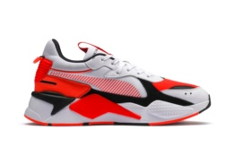 PUMA RS-X REINVENTION Puma White-Red Blast