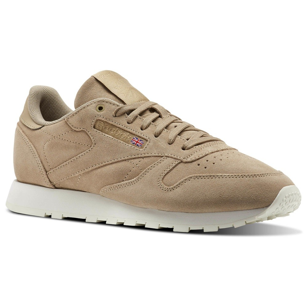 0b699cce713 REEBOK Classic Leather Marrón