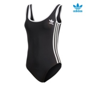 ADIDAS 3 STRIPES BODY NEGRO