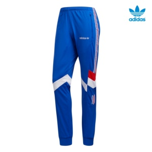 ADIDAS ALOXE TRACKPANTS BOLD BLUE/WHITE
