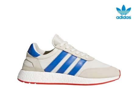 ADIDAS I-5923 OFF WHITE/BLUE