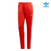ADIDAS SST TRACKPANTS ROJO