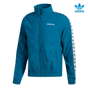 ADIDAS TNT WIND TOP REAL TEAL