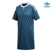 ADIDAS TREFOIL DRESS DARK STEEL