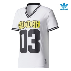 ADIDAS WINTER TEE BLANCO