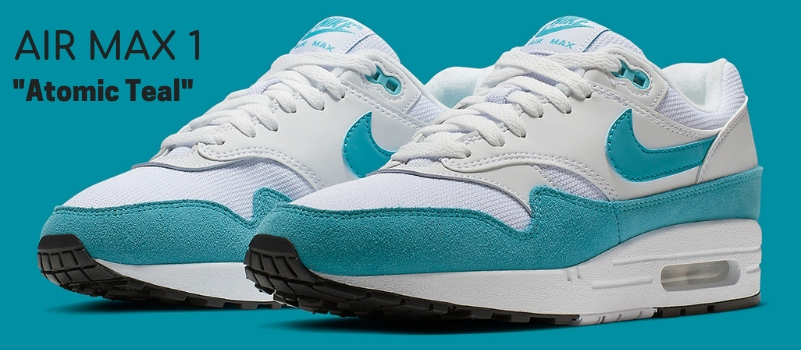 Nike Air Max 1 Atomic Teal