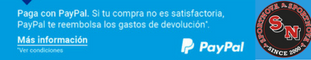Paypal te devuelve los gastos de devolución