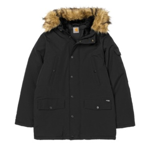 CARHARTT ANCHORAGE PARKA BLACK / BLACK