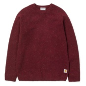 CARHARTT ANGLISTIC AMARONE HEATHER