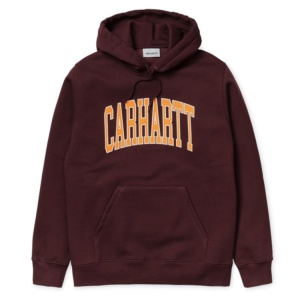 CARHARTT HOODED DIVISION SWEAT DAMSON