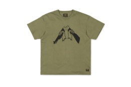 CARHARTT S/S NO GUNS T-SHIRT ROVER GREEN / BLACK