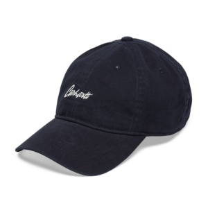 CARHARTT STRAY CAP DARK NAVY/ WAX