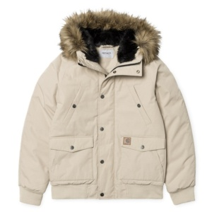 CARHARTT TRAPPER JACKET WALL / BLACK