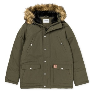 CARHARTT TRAPPER CYPRESS / BLACK
