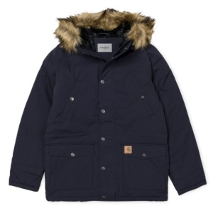 CARHARTT TRAPPER Dark Navy / Black