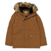 CARHARTT TRAPPER HAMILTON BROWN / BLACK