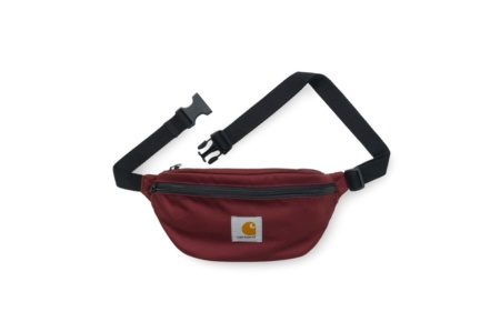 CARHARTT WATCH HIP BAG CHIANTI/DARK NAVY