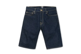 CARHARTT KLONDIKE SHORT BLUE RINSED