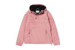 CARHARTT W´NIMBUES PULLOVER SOFT ROSE