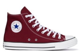 CONVERSE ALL STAR HI MAROON