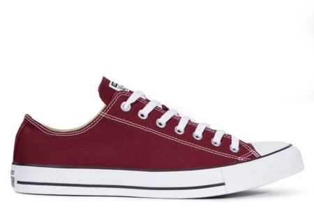 CONVERSE ALL STAR OX RED/CREAM/NAVY