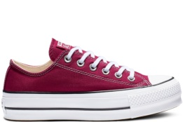 CONVERSE CTAS LIFT OX RHUBARB/WHITE/BLACK