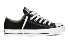 CONVERSE ALL STAR OX NEGRO