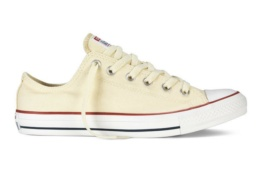converse all star blanco roto