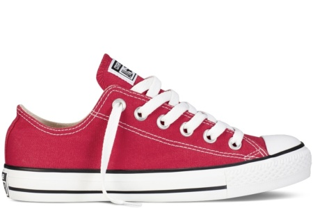 CONVERSE ALL STAR OX RED