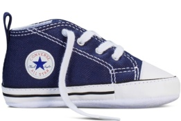 CONVERSE FIRST STAR HI NAVY