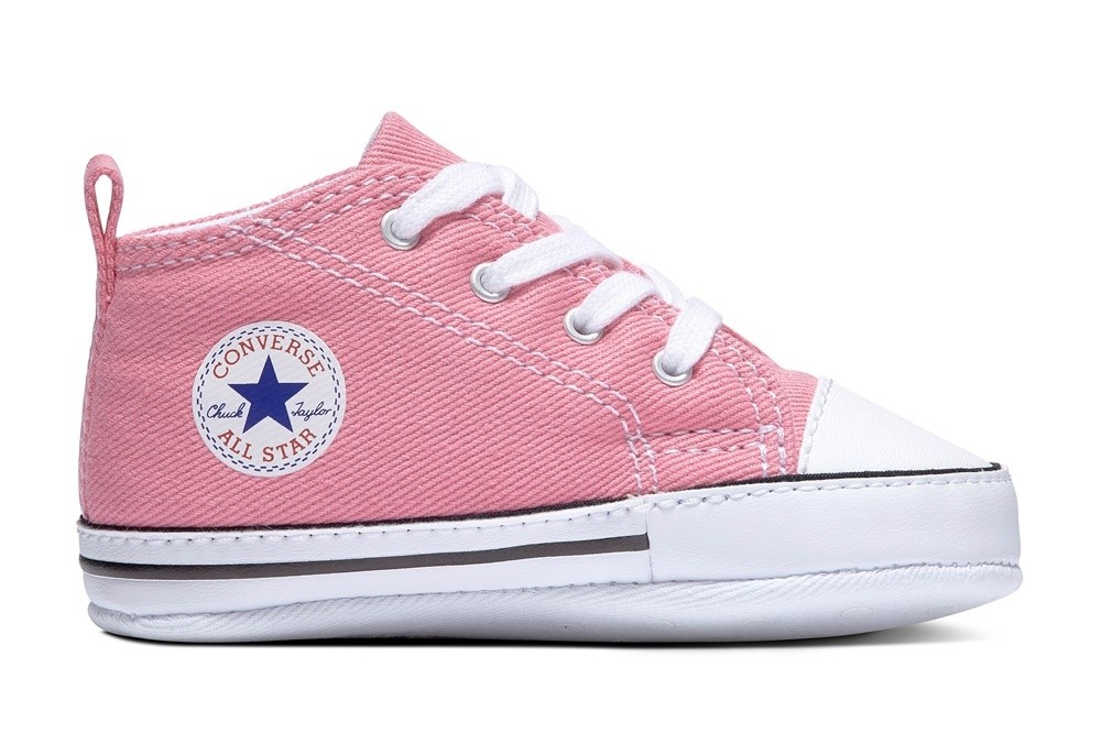 Converse first star hi baby rosa