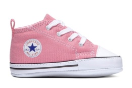 CONVERSE FIRST STAR HI PINK