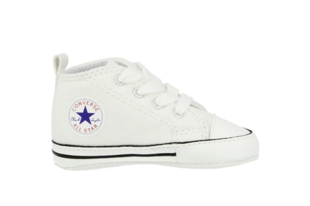 CONVERSE FIRST STAR WHITE