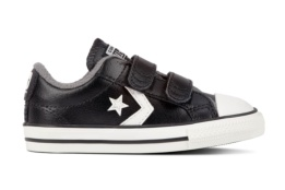 CONVERSE STAR PLAYER EV 2V OX BLACK/MASON/VINTAGE WHITE