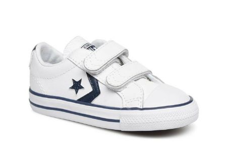 CONVERSE STAR PLAYER 2V OX WHITE/NAVY