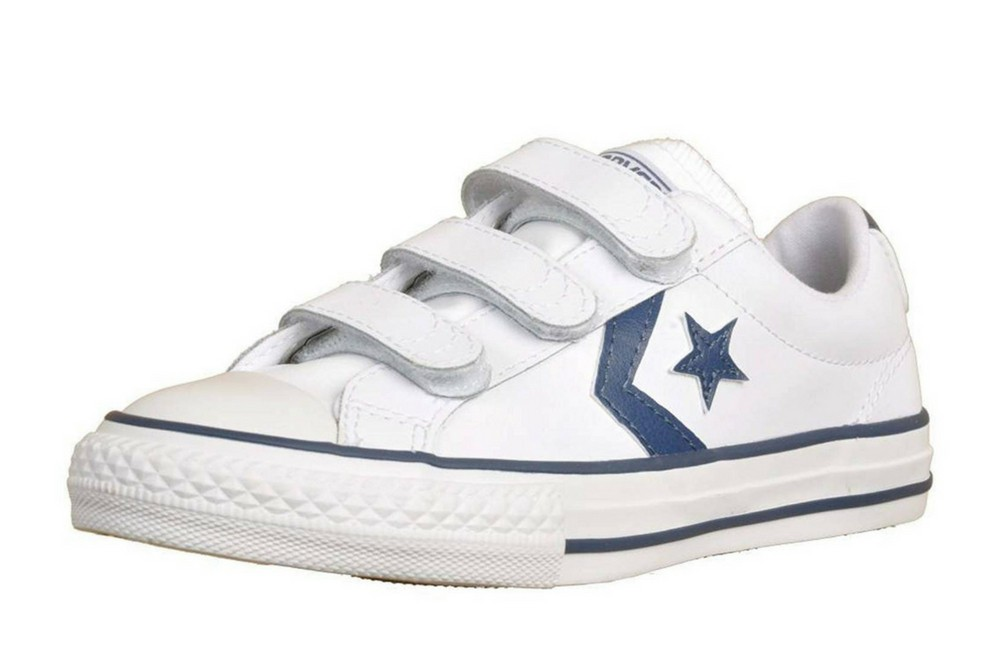 28e632d48 CONVERSE STAR PLAYER EV 3V OX WHITE NAVY