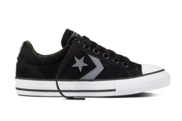 CONVERSE STAR PLAYER EV BLACK/WHITE/BLACK