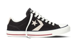 CONVERSE STAR PLAYER OX BLACK/PARCH