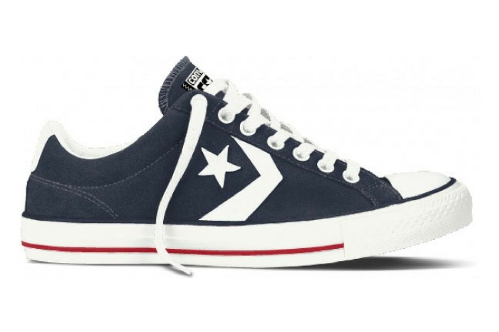 converse star player azul marino