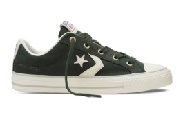 CONVERSE STAR PLAYER OX OUTDOOR GREEN/WHITE/MOUSE