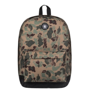 DC SHOES BACKSTACK PRINT DUCK CAMO