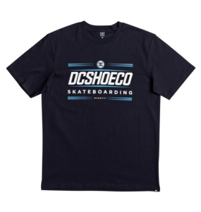 DC SHOES FOUR BASE SS M TEES BYJ0