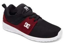 DC SHOES HEATHROW B NEGRO/ROJO