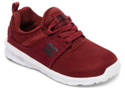 DC SHOES HEATHROW T DEEP RED