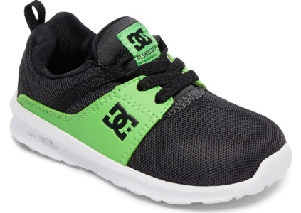 DC SHOES HEATHROW T VERDE/GRIS