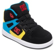 DC SHOES REBOUND UL NEGRO/MULTICOLOR