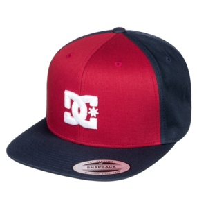 DC SHOES SNAPPY RIO RED