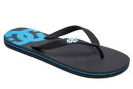 DC SHOES SPRAY M SNDL GREY/BLUE/BLACK