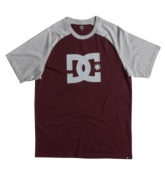 DC SHOES STAR RAGLAN SS PORT ROYALE