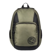 DC SHOES THE LOCKER M BKPK BURNT OLIVE